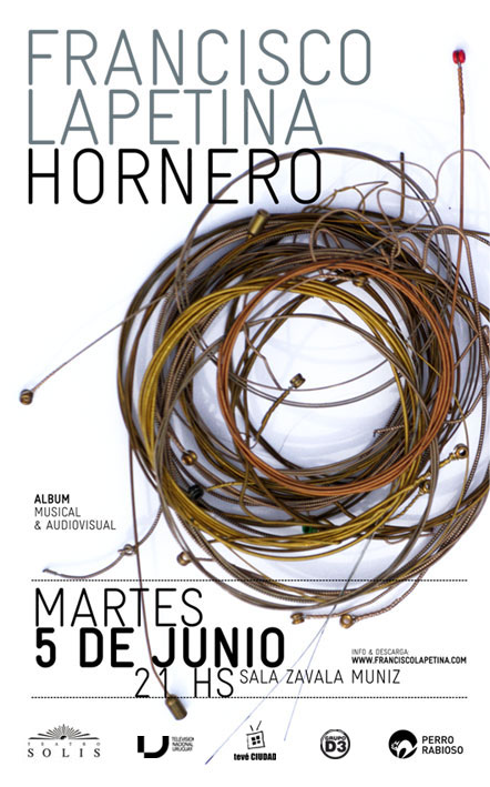 Lapetina presenta Hornero