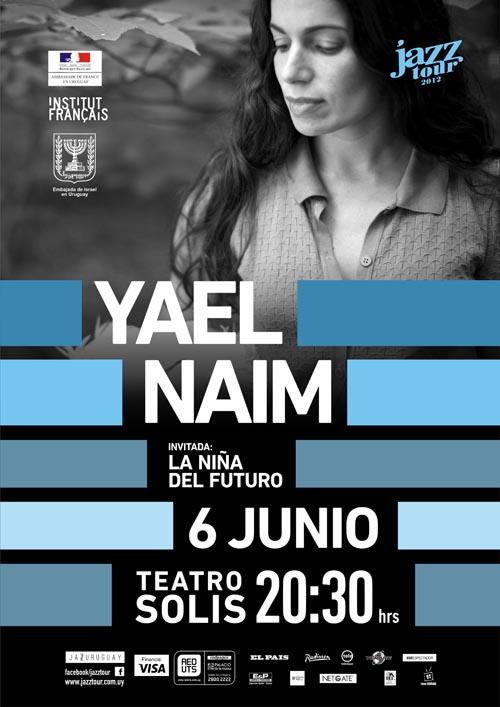 Afiche Yael Naim