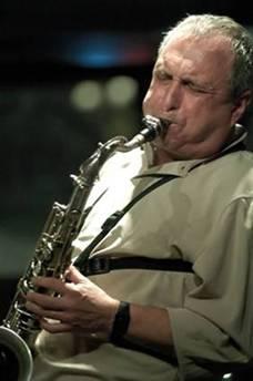 George Garzone en Teatro Solís
